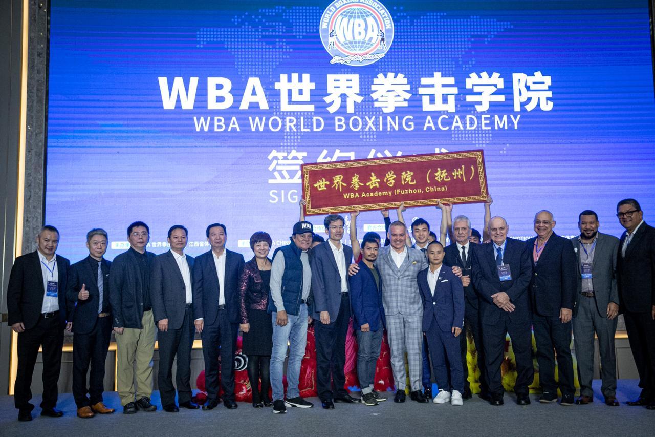 Fuzhou 2019 was a success for the WBA