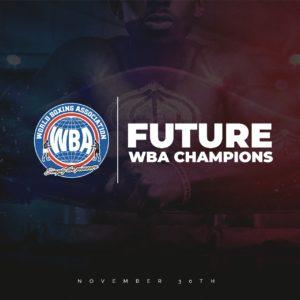 The WBA Launches Future WBA Champions Program for Amateur Boxing