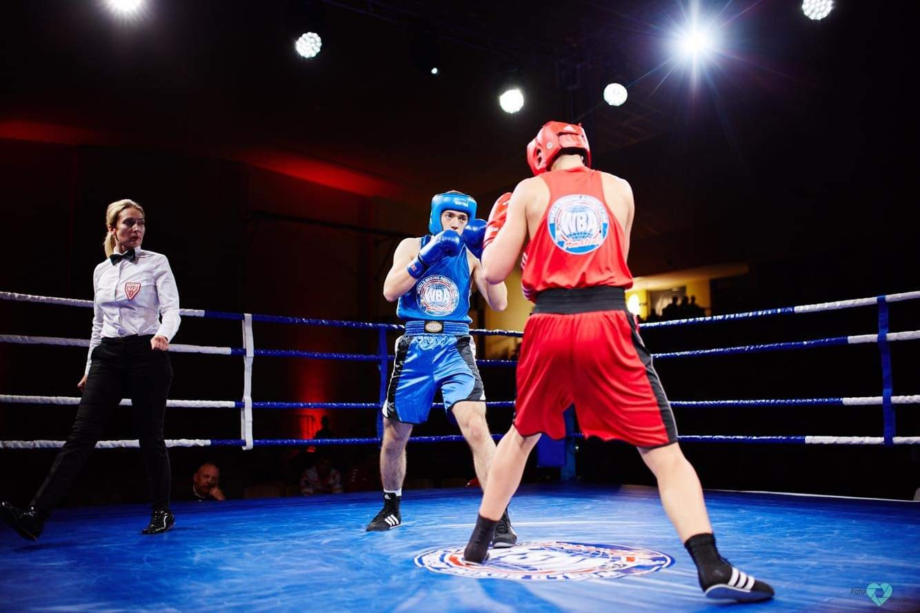 WBA supported Goldap amateur boxing event in Poland
