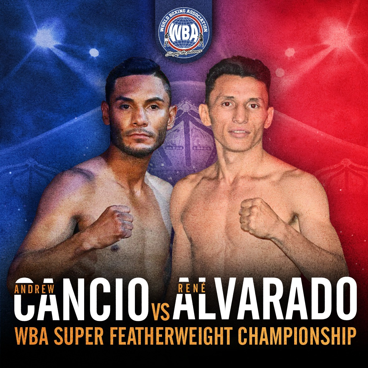 Xu vs Robles and Cancio vs Alvarado WBA title fights headline Fantasy Springs Casino bouts