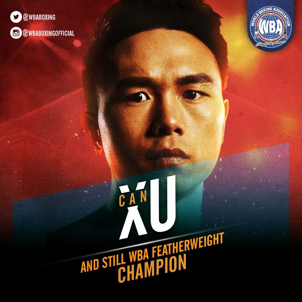 Can Xu continues as WBA Champion with big win over Robles