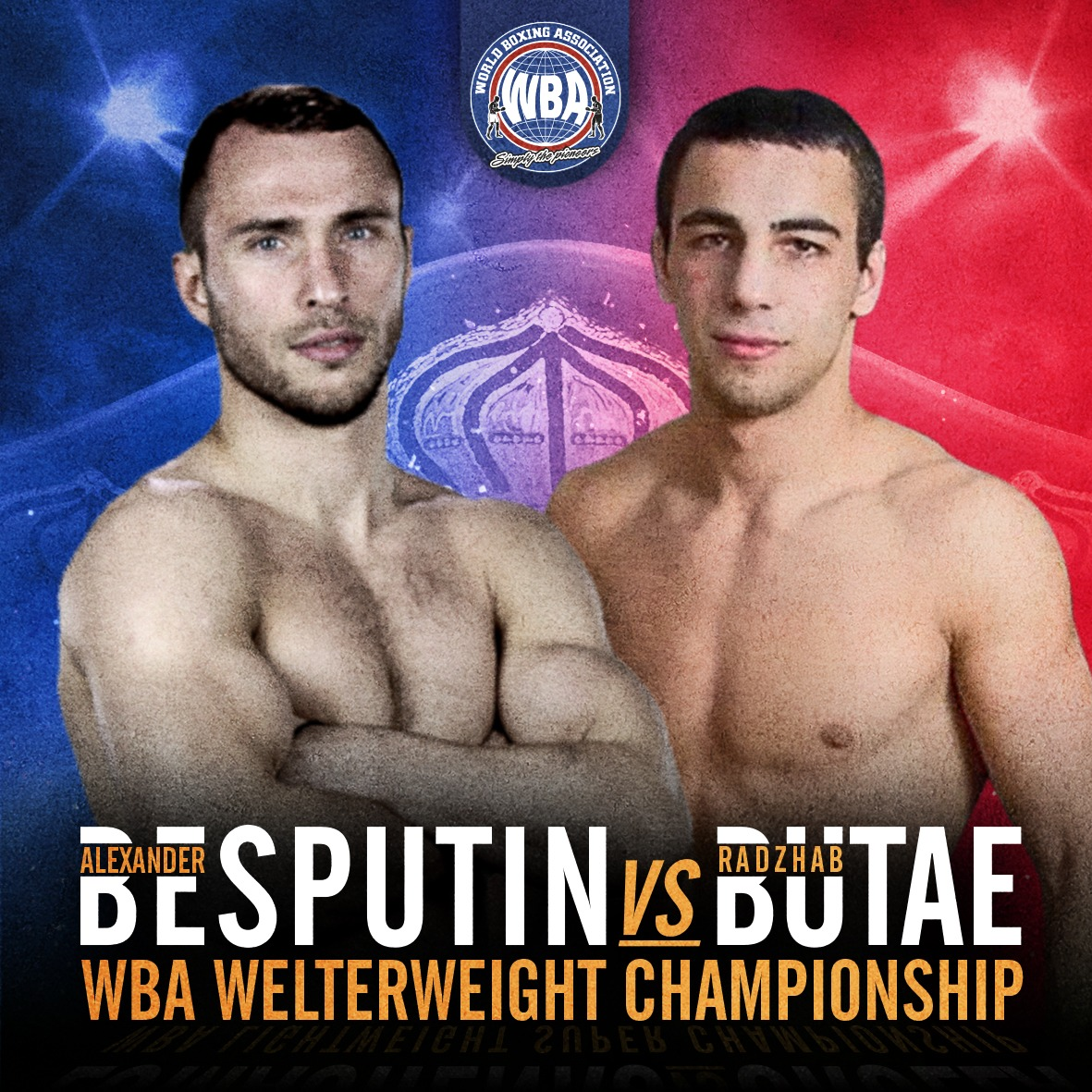 Besputin and Butaev will fight for the vacant WBA World Welterweight Title