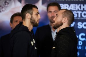 Besputin and Butaev go face to face in Monte Carlo