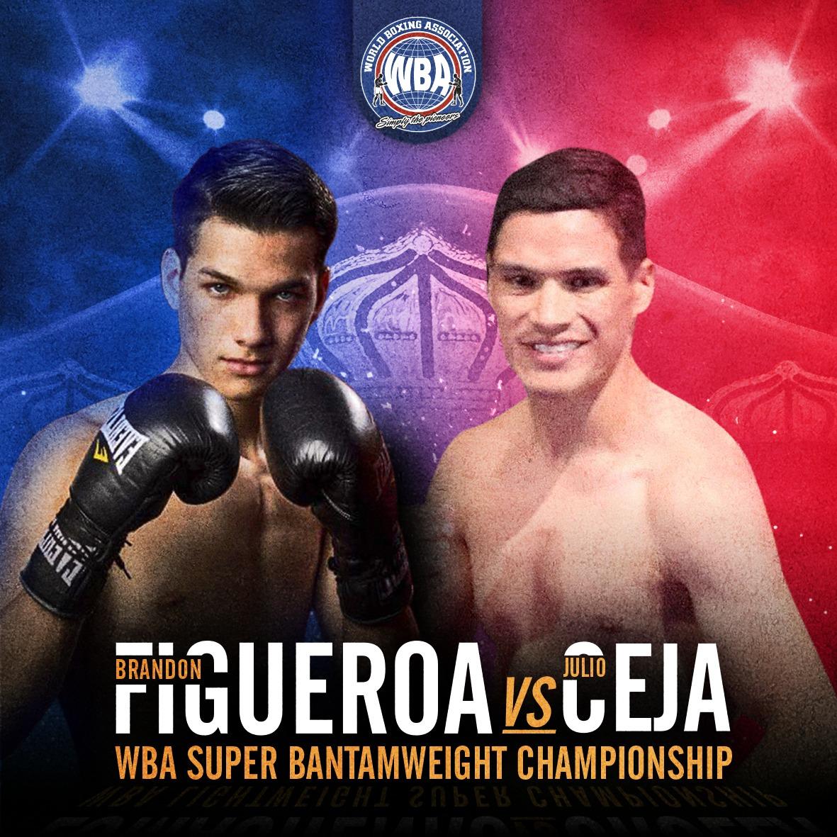WBA belt is only on the line for Figueroa