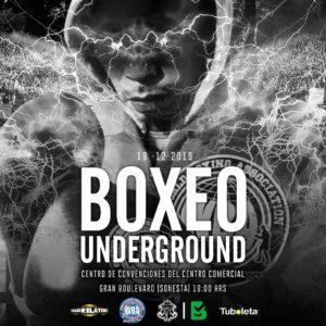Video: Weigh-in – Boxeo Underground