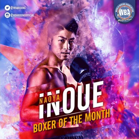 WBA November Rankings and Boxer of the Month
