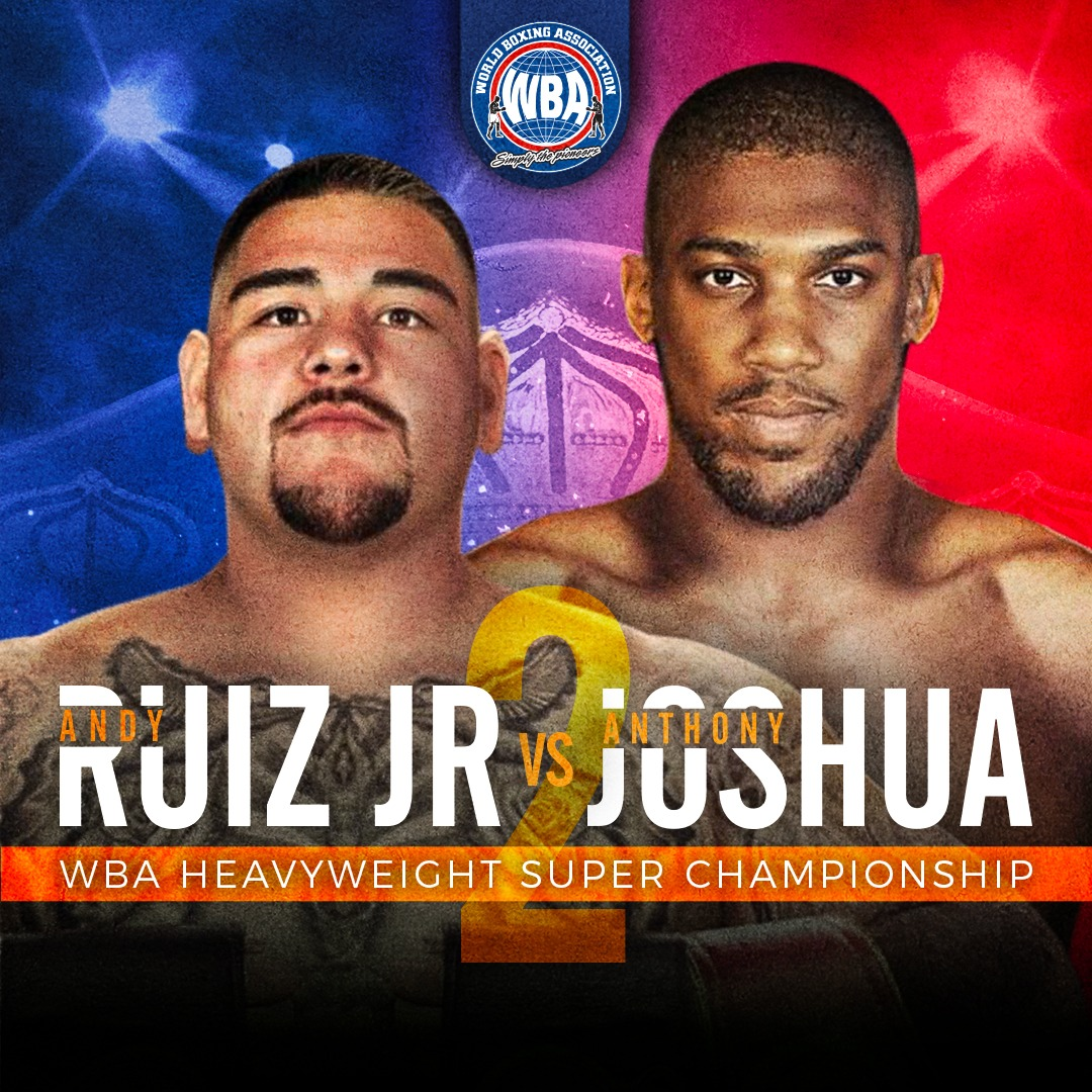 Andy Ruiz y Anthony Joshua tendrán su revancha en Arabia