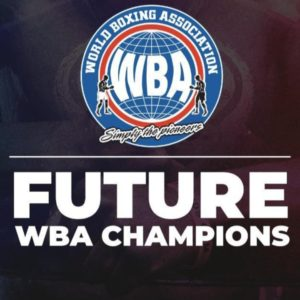 Future WBA Boxing will have its second event this Saturday in Las Vegas