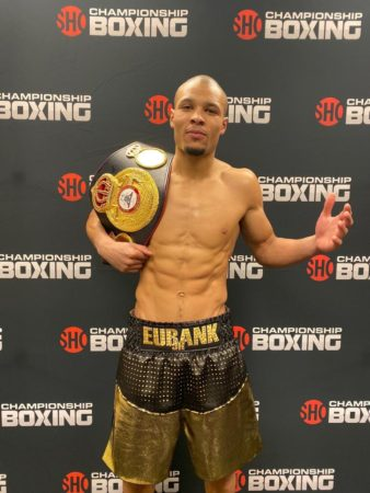 "Chris Eubank Jr. wants ""Canelo"" or Murata"