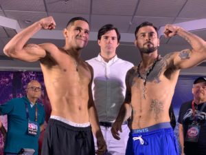 Maestre and Chaves are ready in Barranquilla