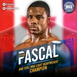 Pascal retains WBA title against Badou Jack