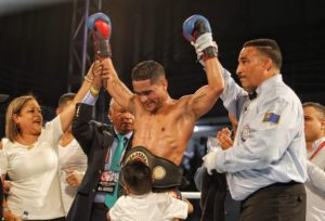 "Maestre and Barraza impress on WBA ""Double Impact"" card"