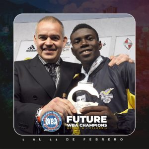 Future WBA Champions Great Test Towards Olympic Dream