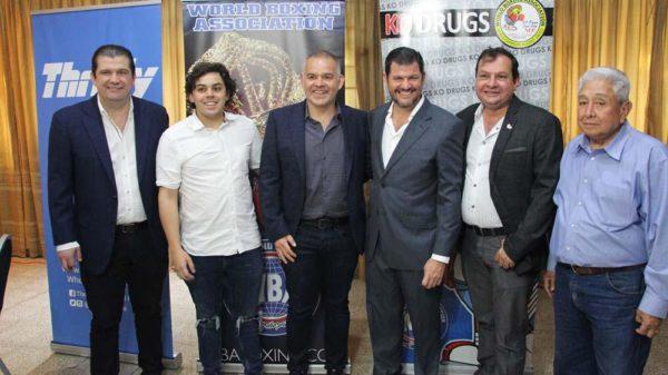 KO a las Drogas fue presentado en Panamá