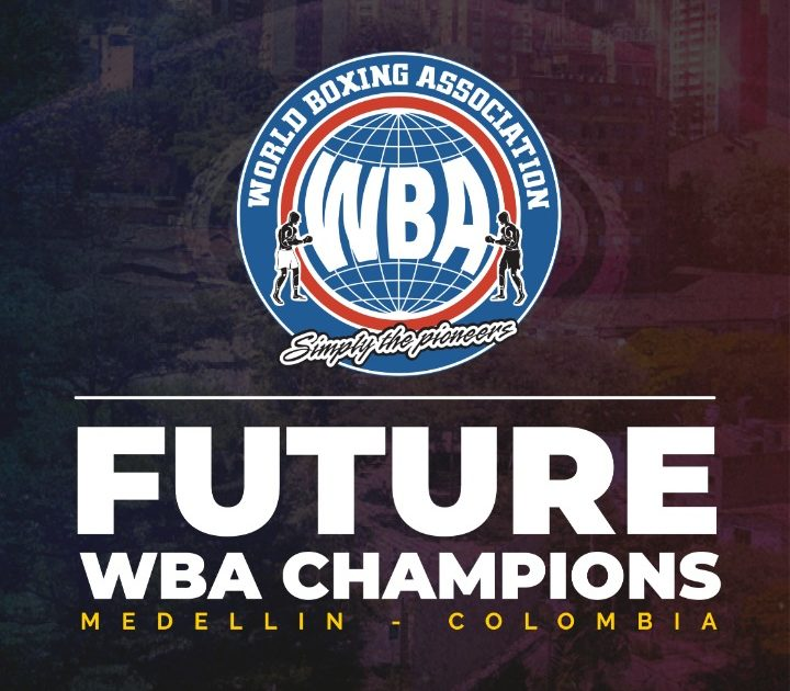 "Uruguay and Costa Rica will be in Medellin for the ""Future WBA Champions"" camp"