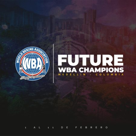 "MMA Colombia will host the ""Future WBA Champions"" Camp in Medellin"