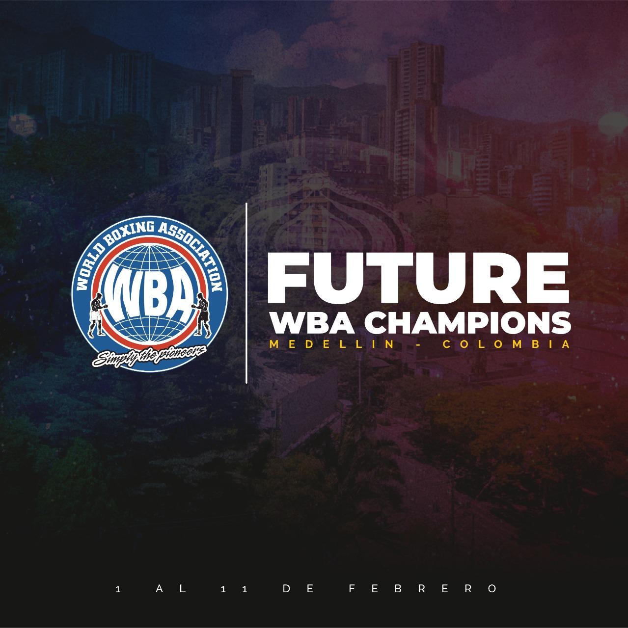 """Ecuador joins the """"Future WBA Champions"""" camp in Medellin"""