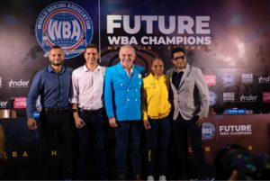 """Everything is ready for """"Future WBA Champions"""" in Medellin"""