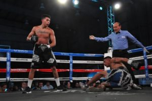 Agustin Quintana, New Fedebol Lightweight Champion
