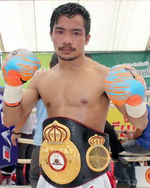 Niyomtrong: a great champion at minimumweight