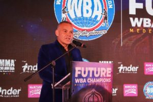 WBA officially welcomes delegations of the Future WBA Champions