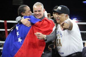 Mayerlin Rivas is the new WBA Super Bantamweight Champion