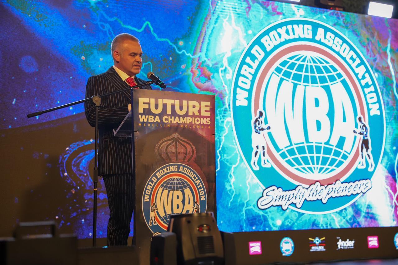 El WBA FUTURE CHAMPIONS a todo ritmo y con emotiva inauguración