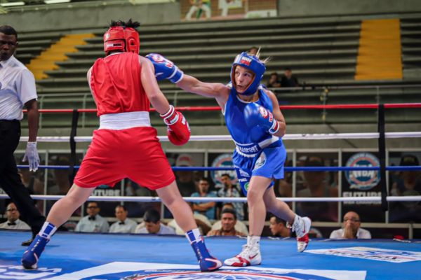 THE LAST DAY OF COMPETITION OF THE WBA FUTURE CHAMPIONS