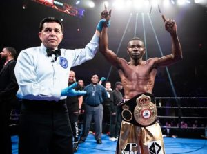 """El Chacal"" conquered the WBA Bantamweight Championship"