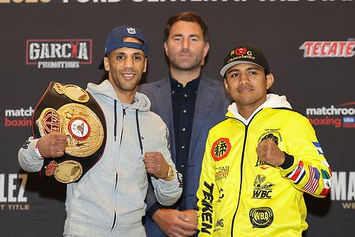 "Yafai and ""Chocolatito"" will be face to face in Texas"
