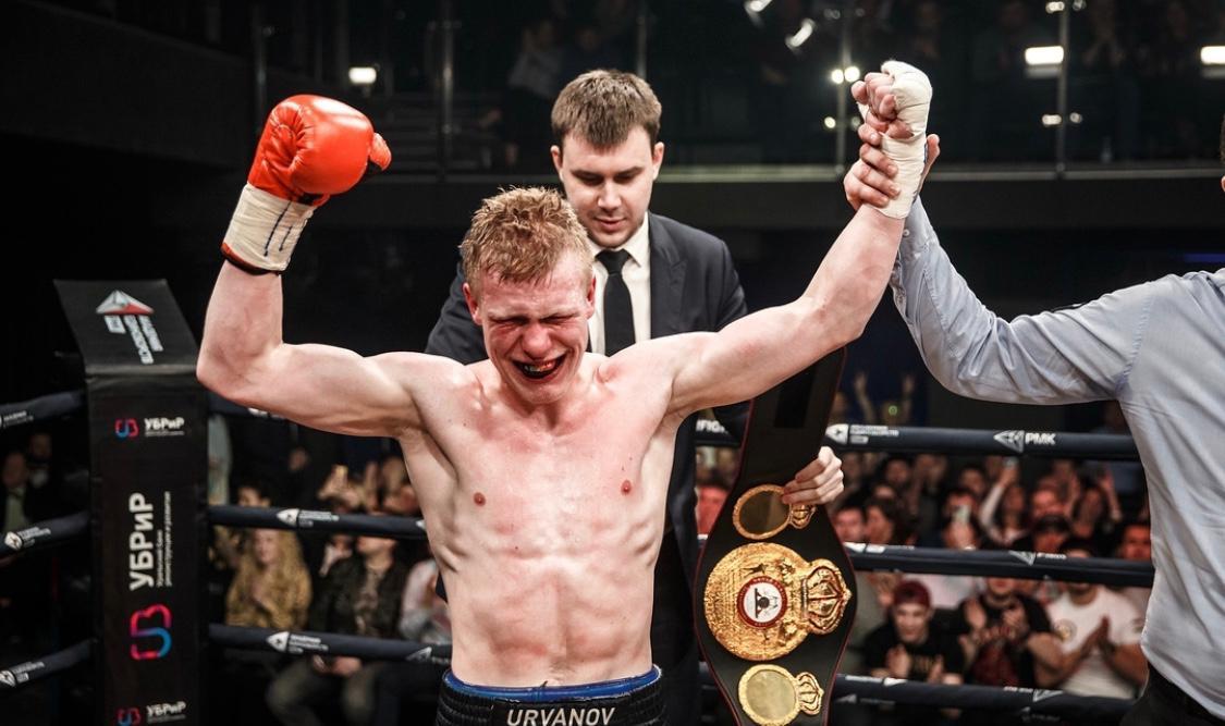 Urvanov captured the Gold  Belt with a tremendous Knockout against Sulaimanbek