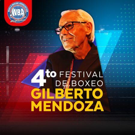 Gilberto Mendoza Tournament is postponed