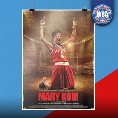 """""""You Don't Make History Without War,"""" Mary Kom"""