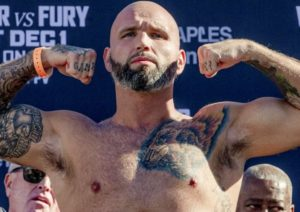 The WBA sends its best wishes for recovery to Travis Kauffman