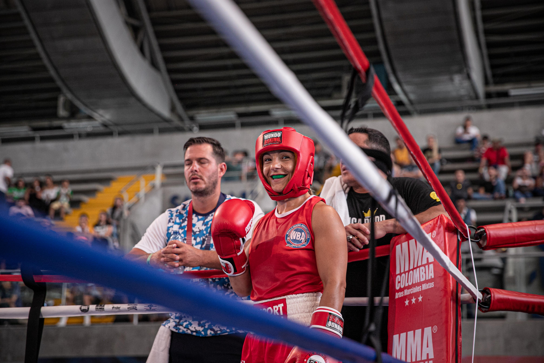 La campeona mundial Minimosca Yesica Bopp sueña con la Tuti olimpica