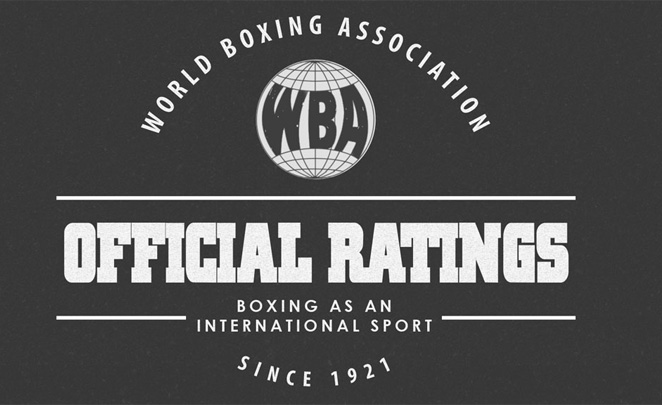 World Boxing Association Ranking