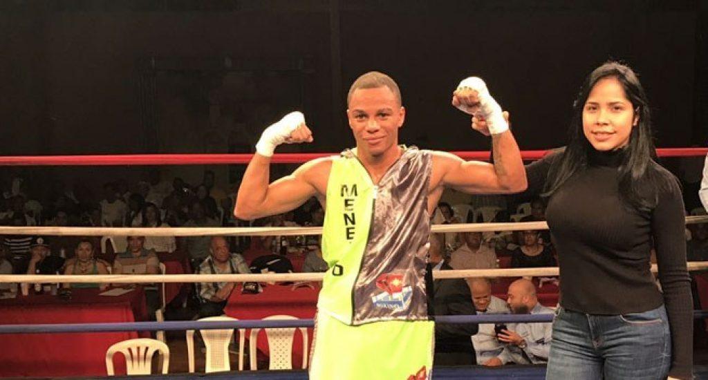 Boxeo regresa en Dominicana con dos fajas regionales AMB