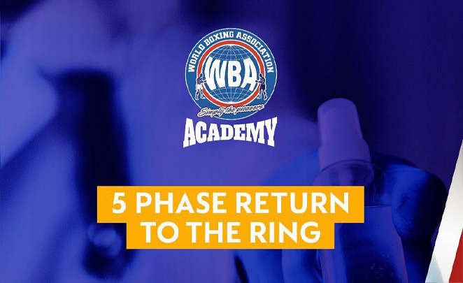 WBA 5 phase return to the ring