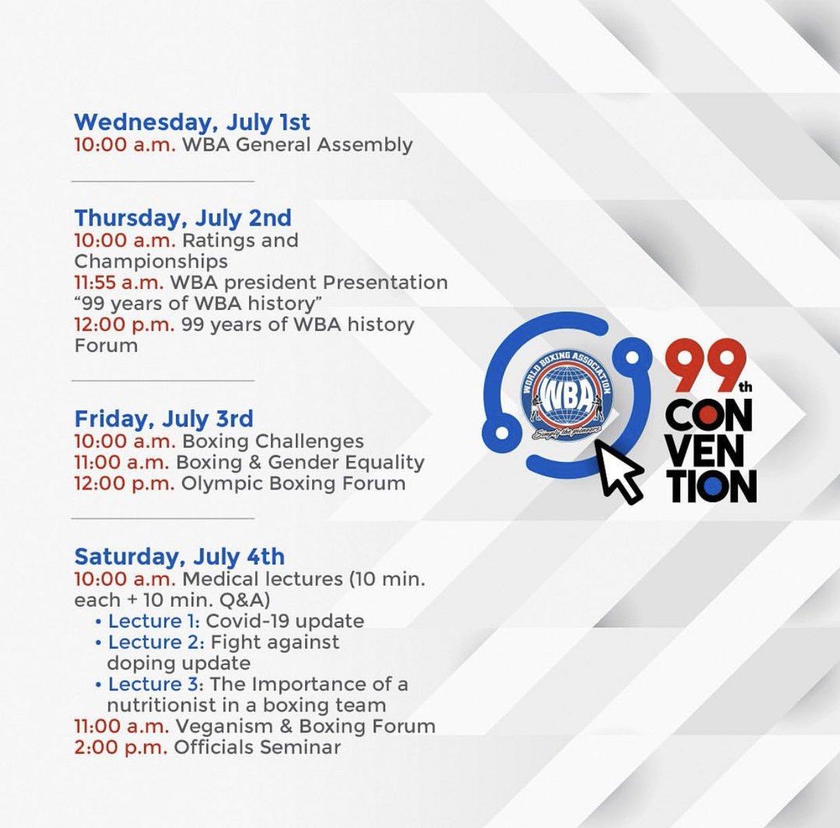 La Convención 99 de la AMB será inaugurada por la Asamblea