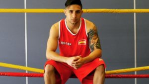 The Gypsy who wants to be world champion