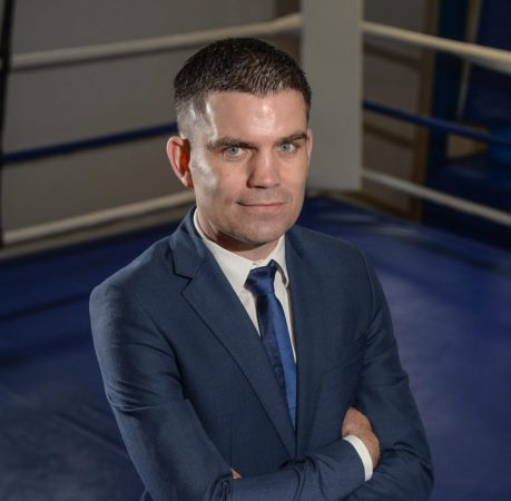 Bernard Dunne to lecture on gender equality