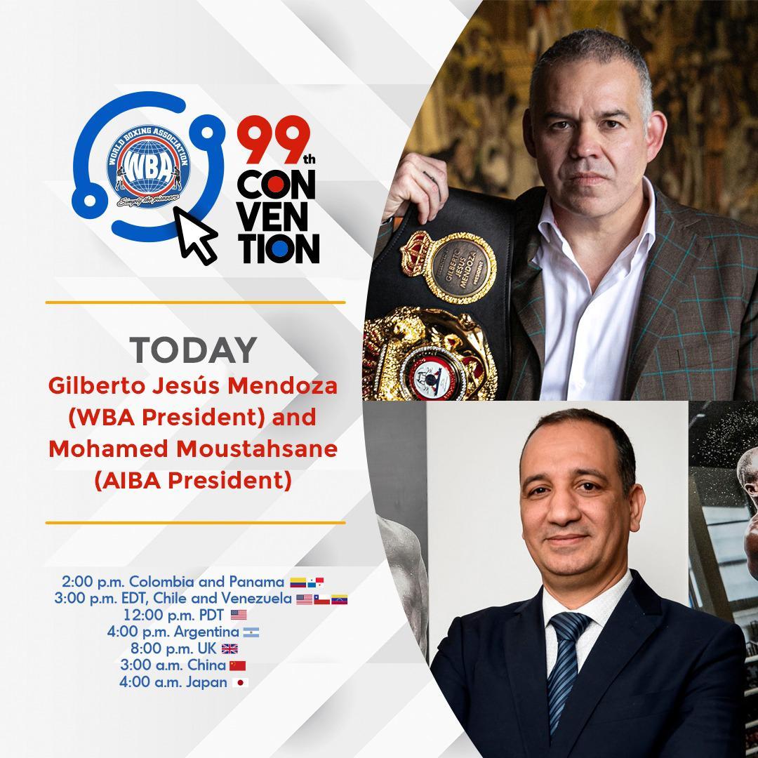 AMB y AIBA anuncian acuerdo en pro del boxeo mundial