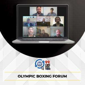 AMB debatió los retos del boxeo aficionado en el Foro Boxeo Olímpico
