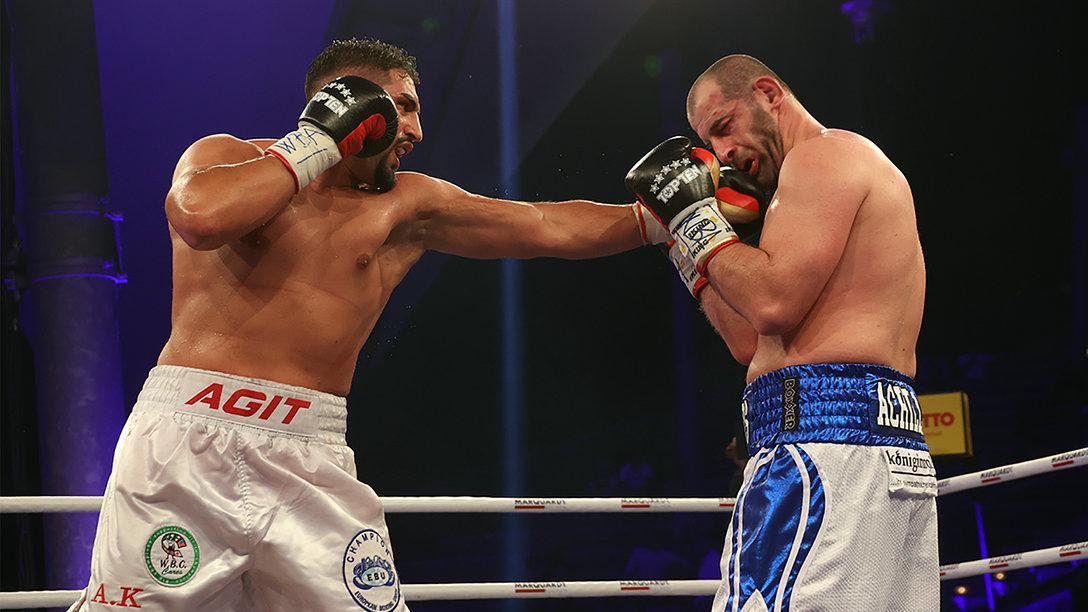 Kabayel is the new WBA-Continental Heavyweight Champion