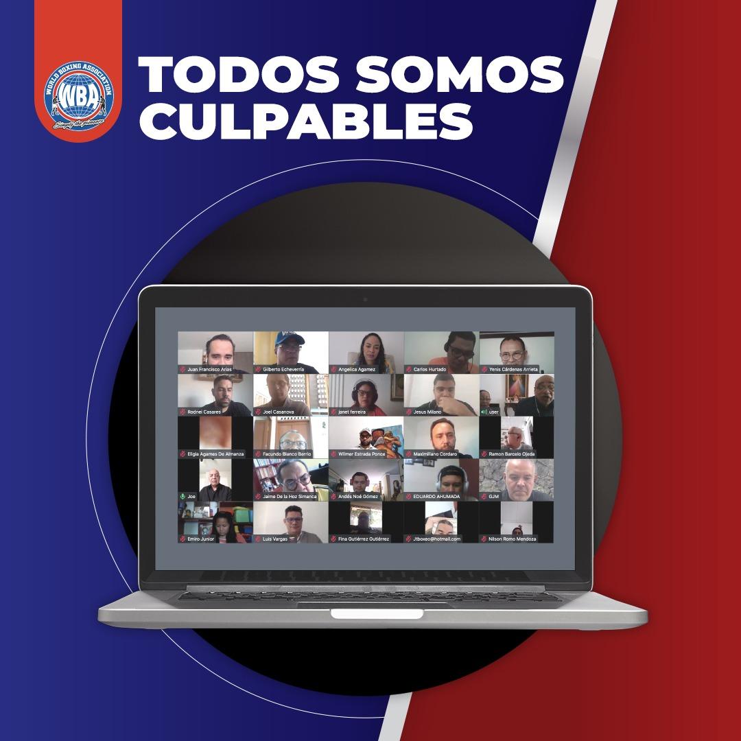 """The WBA presented """"Todos somos culpables"""", the book about Tomás Molinares"""