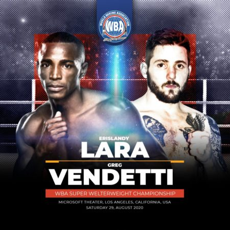 Erislandy Lara and Greg Vendetti say they are ready for Saturday
