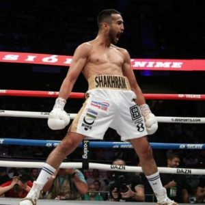 Giyasov-Hernández will fight for the WBA-International Super Lightweight belt