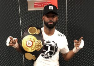 Undefeated Morrell and Allen to fight for the WBA Interim Super Middleweight Belt