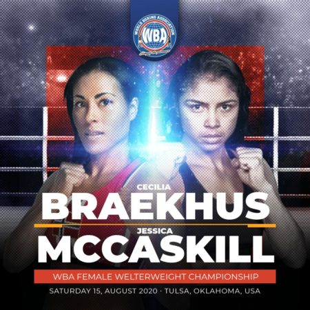 "Braekhus: ""I'll get my 37th victory in Tulsa"""