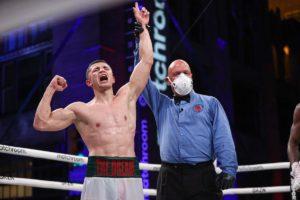 Madrimov defeats Walker in WBA title eliminator